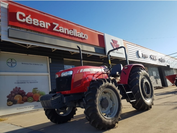 Tractor Massey Ferguson 4283 ST - Año: 2021