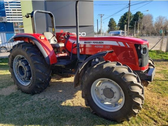 Tractor Massey Ferguson 4292 Año 2021