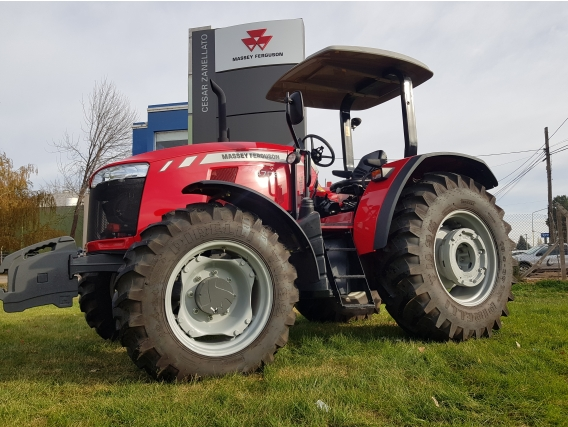 Tractor Massey Ferguson 4708