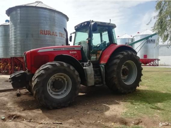 Tractor Massey Ferguson 6499