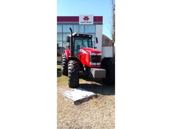 Tractor Massey Ferguson 7219 - Año: 2019