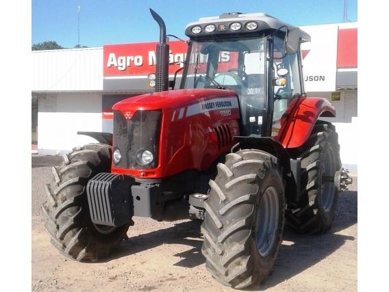 Tractor Massey Ferguson 7350 - Año: 2021