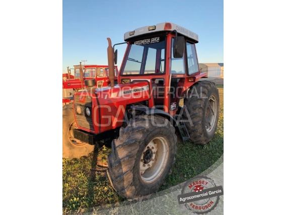Tractor Massey Ferguson Mf 290 - Año: 2008