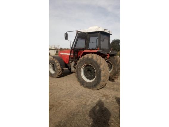 Tractor Massey Ferguson MF 660 - Año 2005