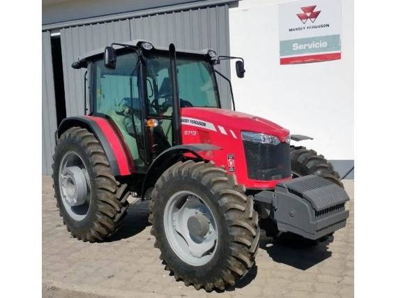 Tractor Massey Ferguson MF 6713 Año 2021