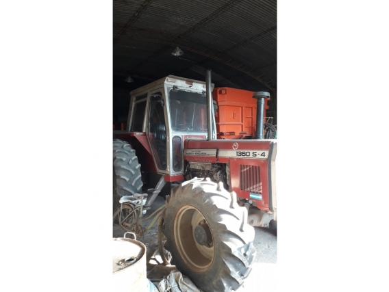 Tractor Messey Ferguson 1360 S4