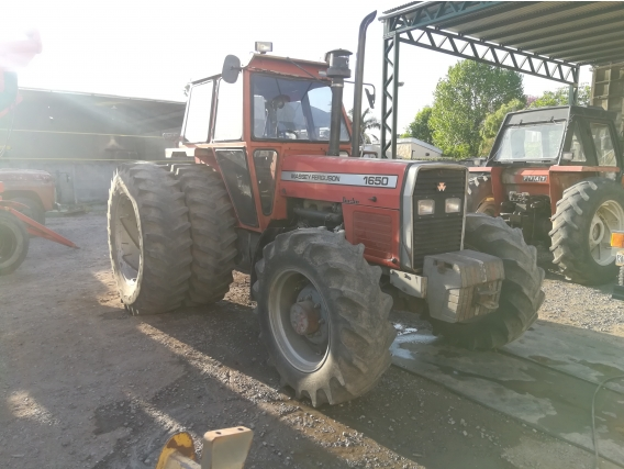 Tractor Mf 1650 Dt