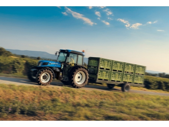 Tractor New Holland T4.85F
