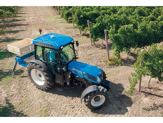 Tractor New Holland T4,85V