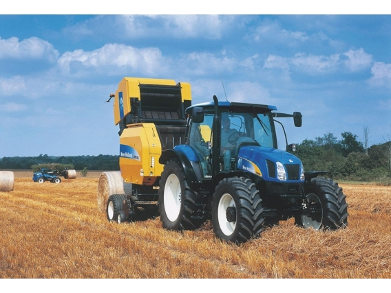 Tractor New Holland T6080