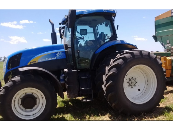 Tractor New Holland T6090 Año 2016