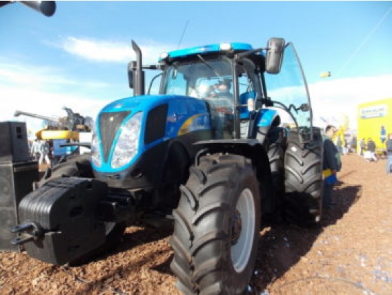 Tractor New Holland T6090 - 165 Cv