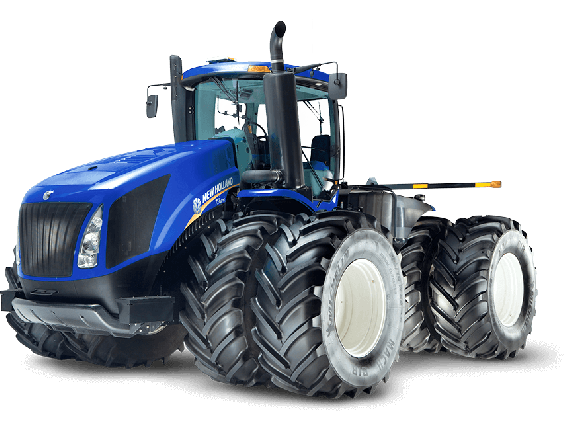 Tractor New Holland T9 - 450 Cv
