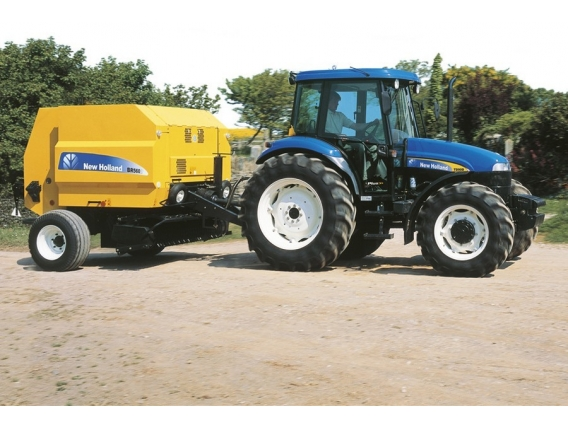 Tractor New Holland Tdd Plus