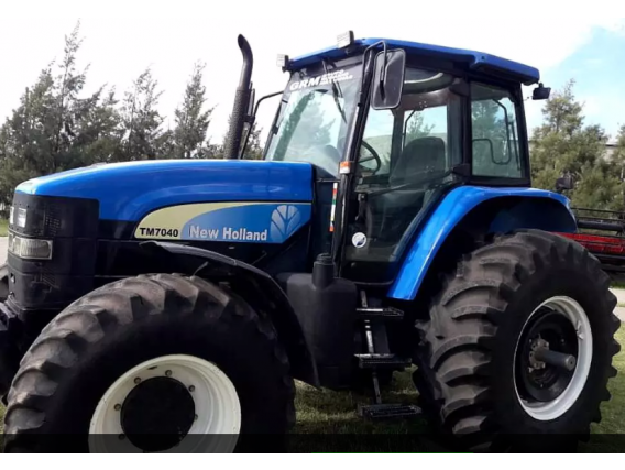 Tractor New Holland Tm-7040
