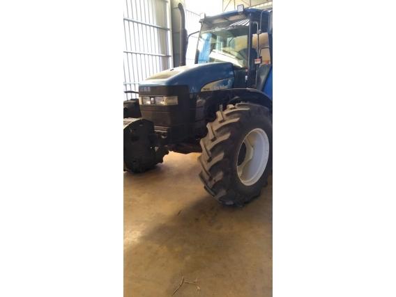 Tractor New Holland Tm150 E
