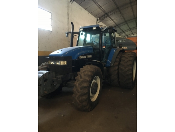 Tractor New Holland Tm165