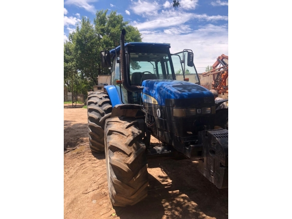 Tractor New Holland TM180 - Año: 2007