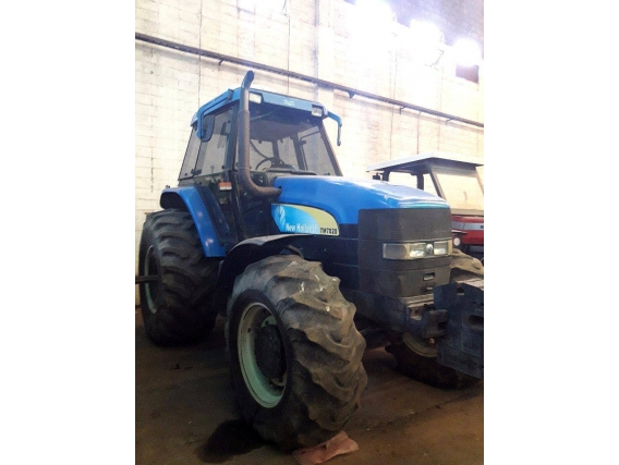 Tractor New Holland Tm 7020 - Año 2010