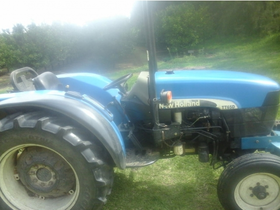 Tractor New Holland Tt65