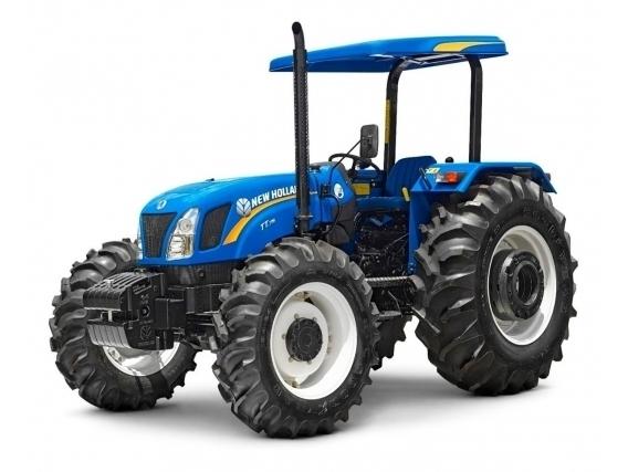 Tractor New Holland Tt75