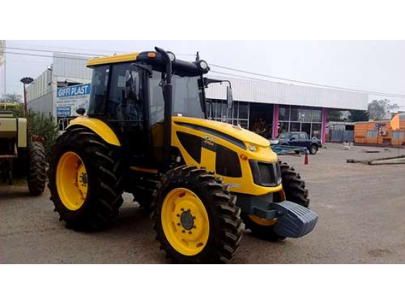 Tractor Pauny 210 A Con Cabina