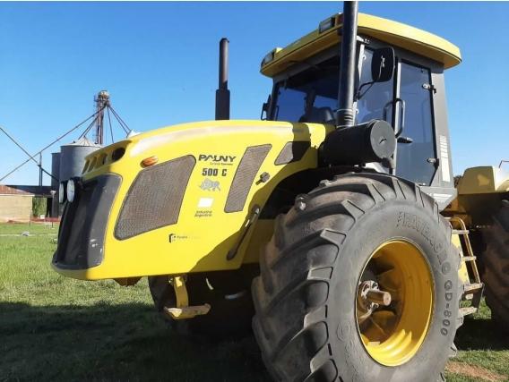 Tractor Pauny 500