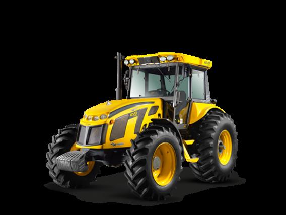 Tractor Pauny Asistido 250A