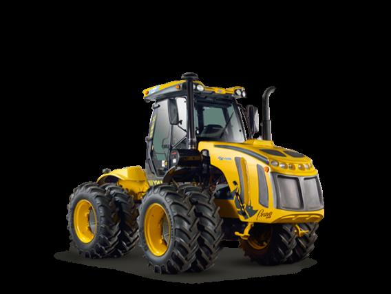 Tractor Pauny Bravo 500C
