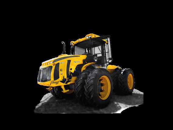 Tractor Pauny Bravo 580 C