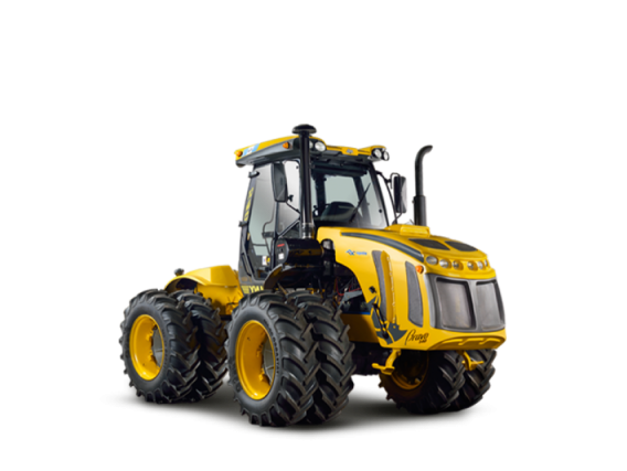 Tractor Pauny Bravo 710C