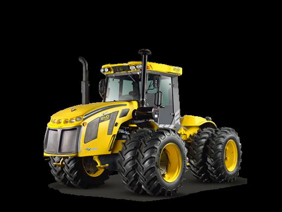 Tractor Pauny Evo Articulado 540C