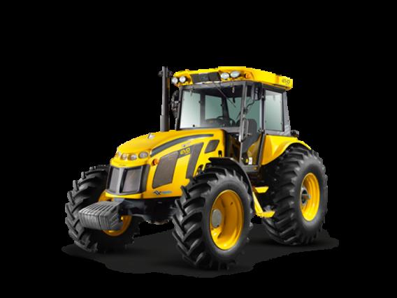 Tractor Pauny Evo Asistido 230A