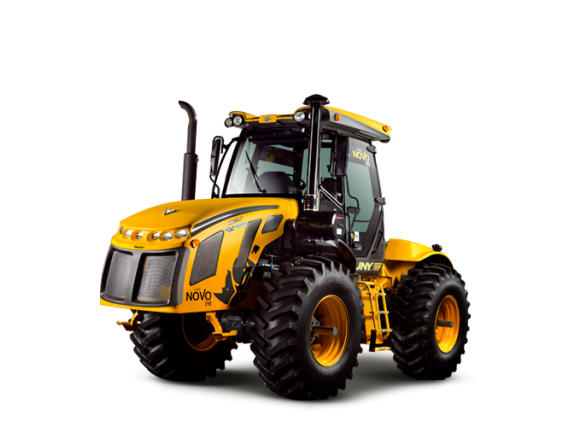 Tractor Pauny Novo 580C