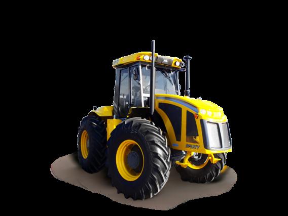 Tractor Pauny P-Trac 180