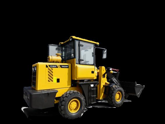 Tractor Pauny Pala Pa120