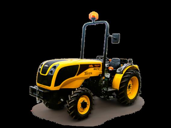 Tractor Pauny Terra 80 F