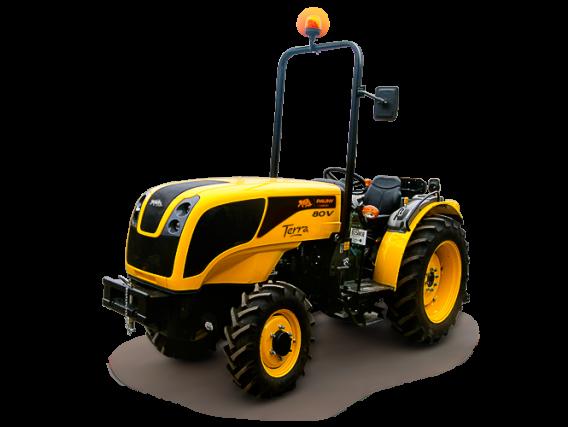 Tractor Pauny Terra 80 V