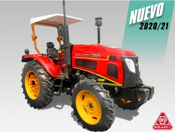 Tractor Roland H055 4WD