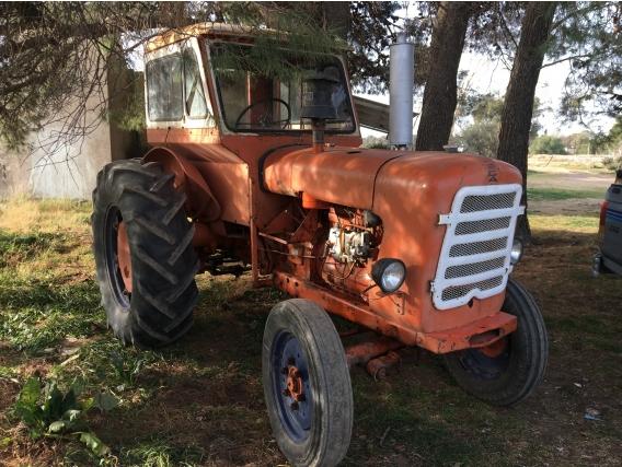 Tractor Someca 45