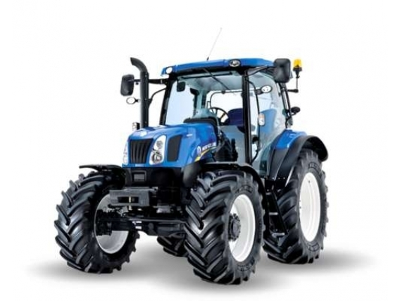 Tractor T6080 4Wd - New Holland
