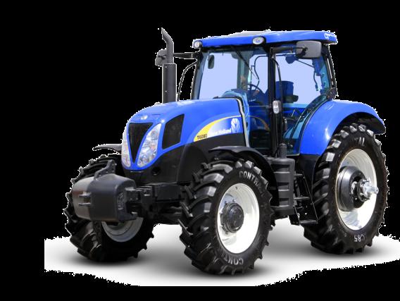 Tractor T6080 Con Levante Paton 4Wd