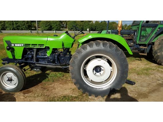Tractor Deutz 6207 En Venta