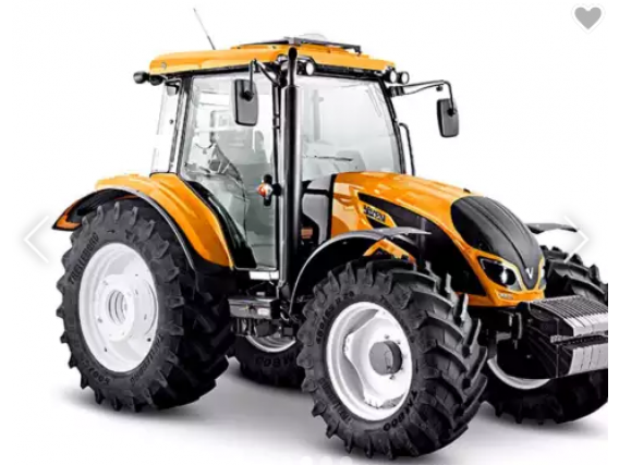 Tractor Valtra A-134 H