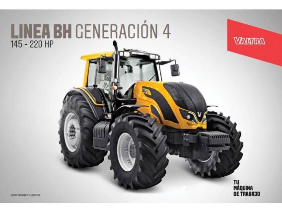 Tractor Valtra Bh224
