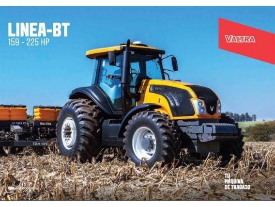 Tractor Valtra Bt210