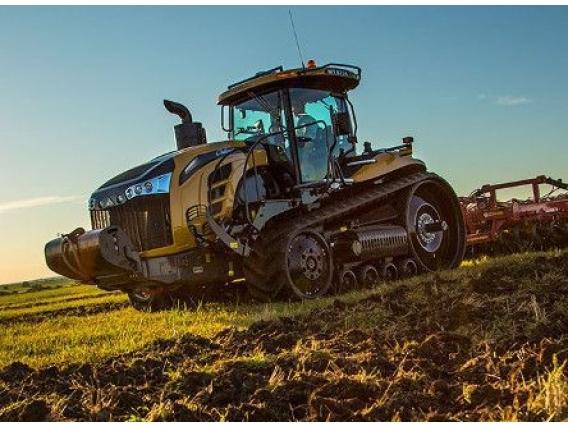 Tractor Valtra MT875E