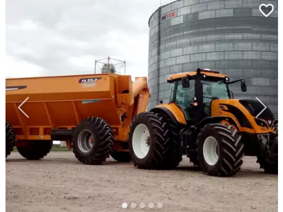 Tractor Valtra T-250