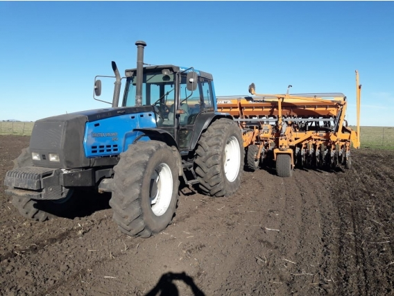 Tractor Valtra-Valmet 8750 - Año: 1997