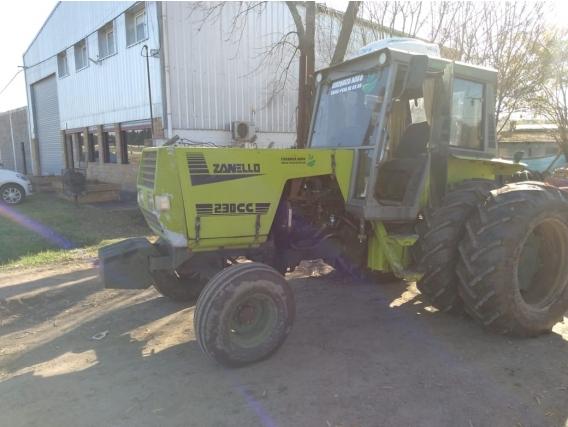 Tractor Zanello 230Cc, Con Duales, Año 99, Tdf